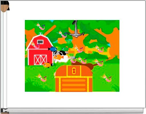 The Treasure Mix Up