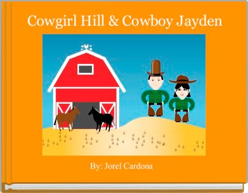 Cowgirl Hill & Cowboy Jayden