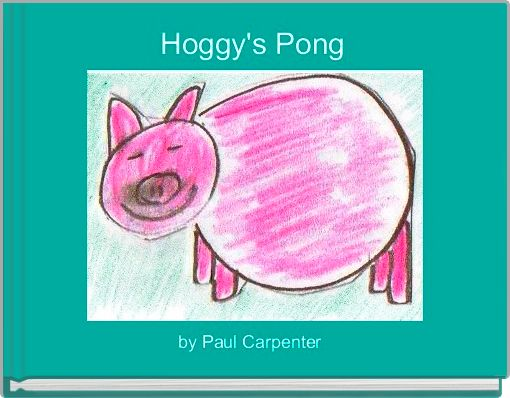 Hoggy's Pong