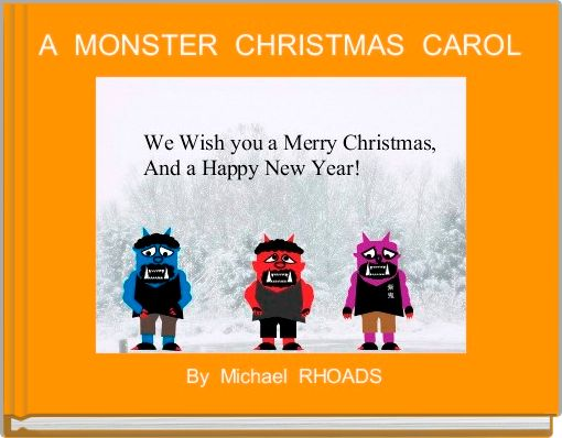 A  MONSTER  CHRISTMAS  CAROL
