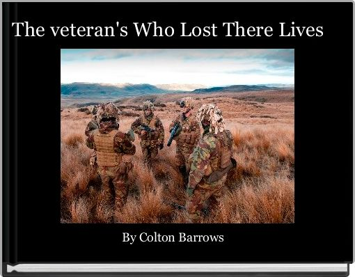 The veteran's Who Lost There Lives