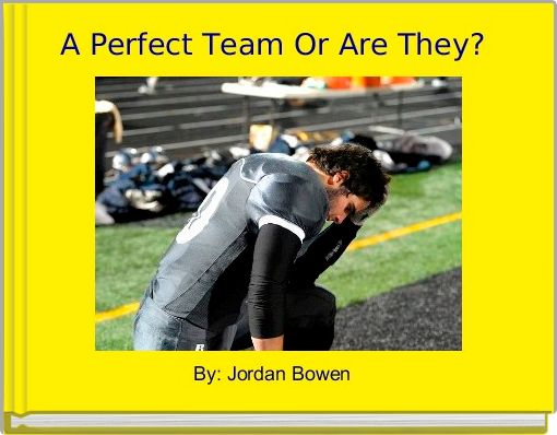 A Perfect Team Or Are They?