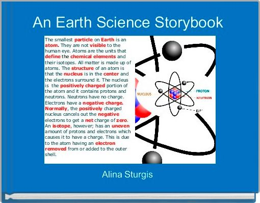 An Earth Science Storybook