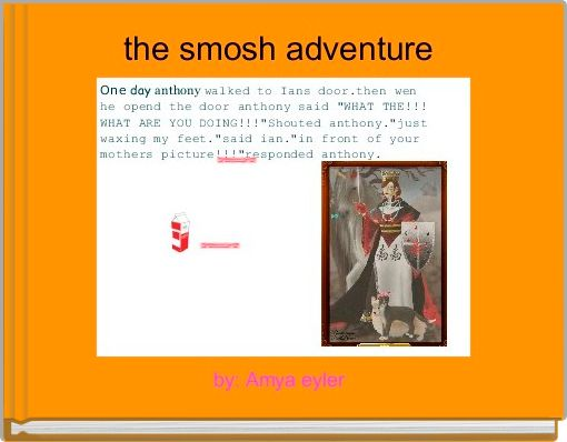 the smosh adventure