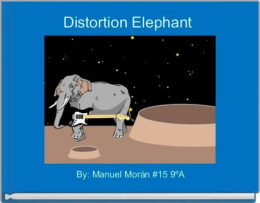 Distortion Elephant