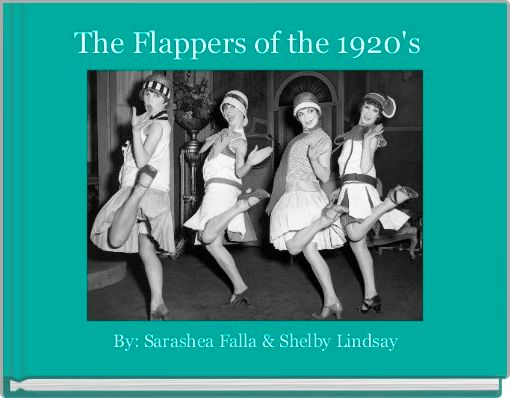 The Flappers of the 1920's