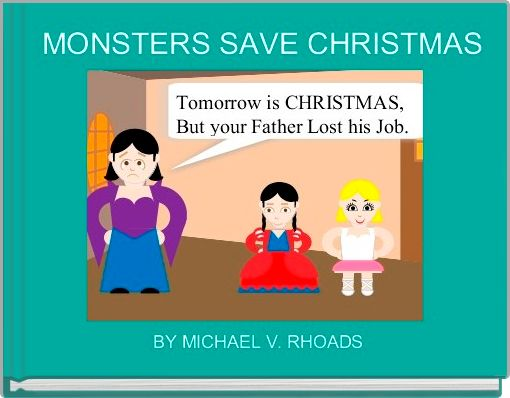 MONSTERS SAVE CHRISTMAS
