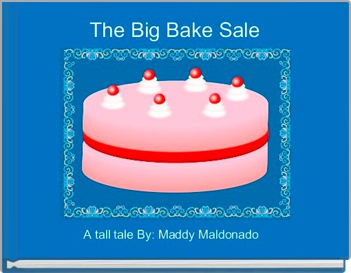 The Big Bake Sale