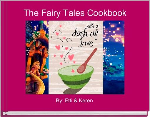 The Fairy Tales Cookbook
