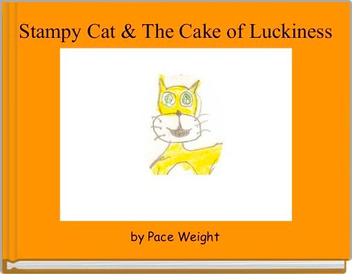 Stampy Cat & The Cake of Luckiness