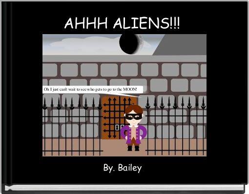 AHHH ALIENS!!!