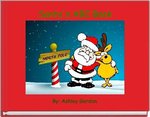 Santa's ABC Book