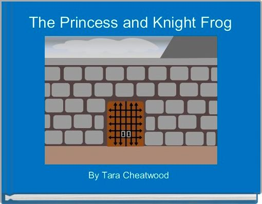 The Princess and Knight Frog