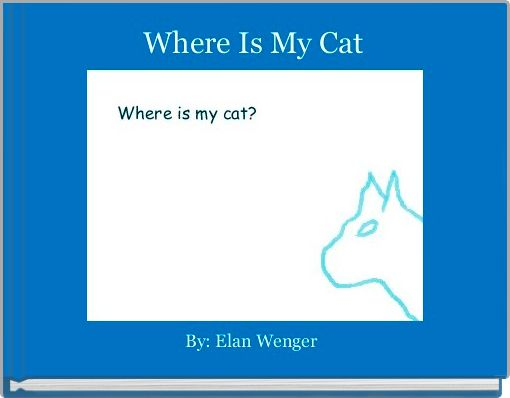 Where Is My Cat