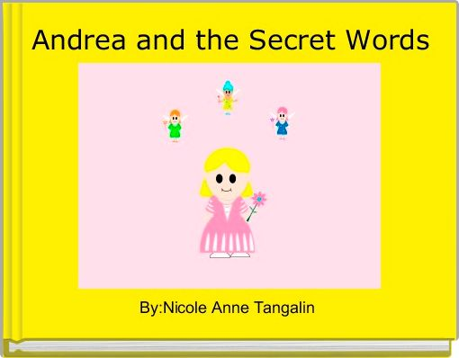 Andrea and the Secret Words