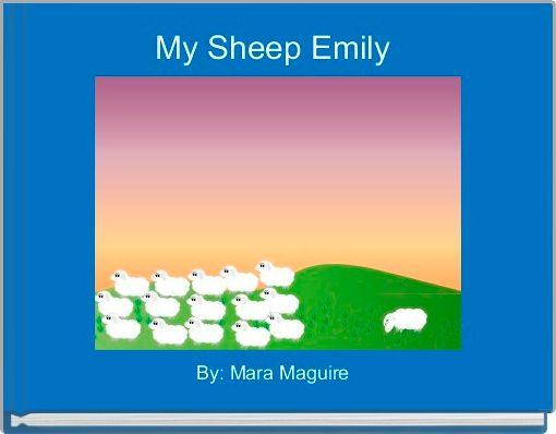 My Sheep Emily