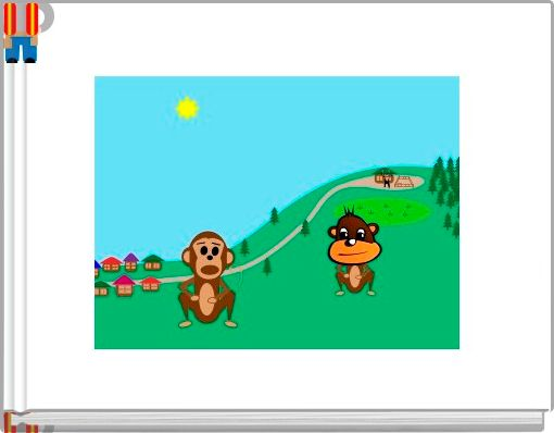 TimTim the autistic Monkey
