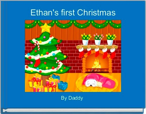 Ethan's first Christmas