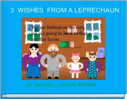 3  WISHES  FROM A LEPRECHAUN