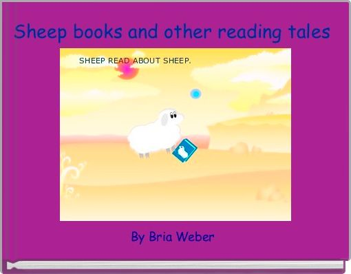 Sheep books and other reading tales