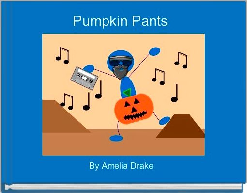 Pumpkin Pants