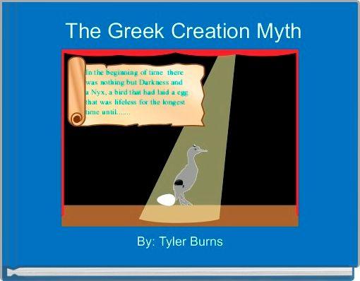 The Greek Creation Myth