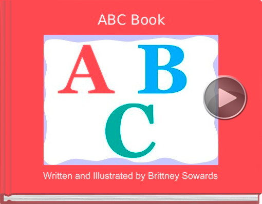 Book titled 'ABC Book'