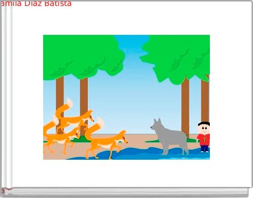 My fearless dog Bato