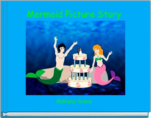 Mermaid Picture Story