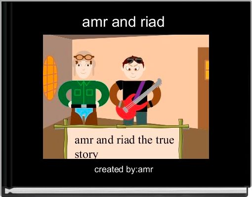 amr and riad