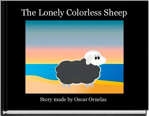 The Lonely Colorless Sheep