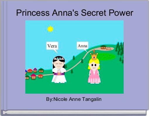 Princess Anna's Secret Power