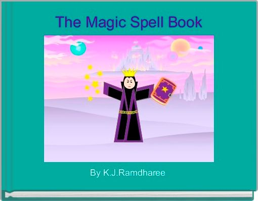 The Magic Spell Book