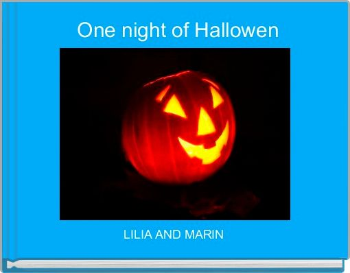 One night of Hallowen
