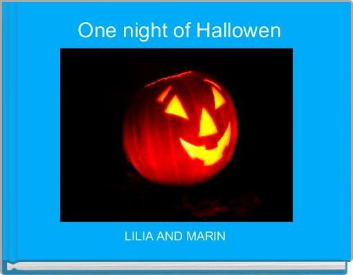 One night of Hallowen