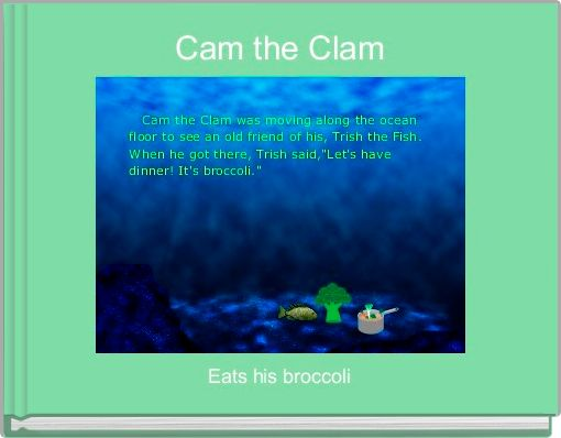 Cam the Clam