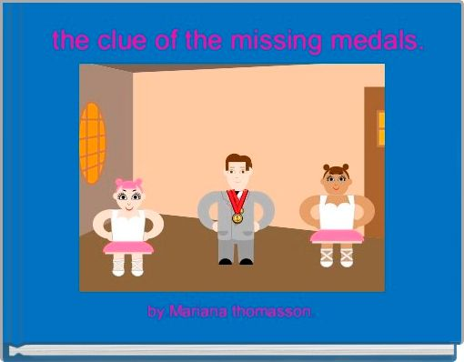 the clue of the missing medals.