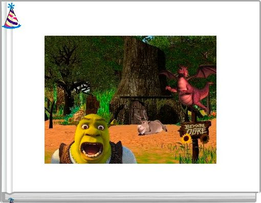 Shrek and His Great Force Adventure