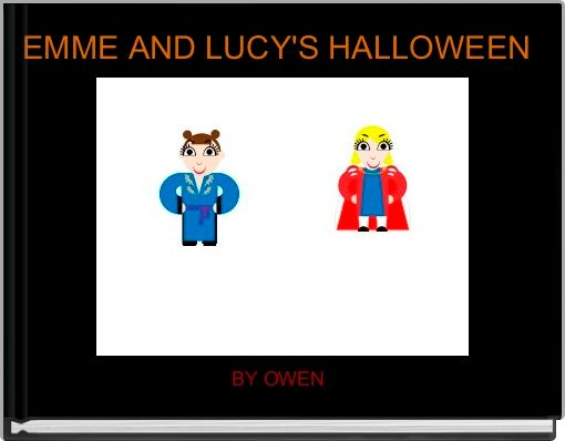 EMME AND LUCY'S HALLOWEEN