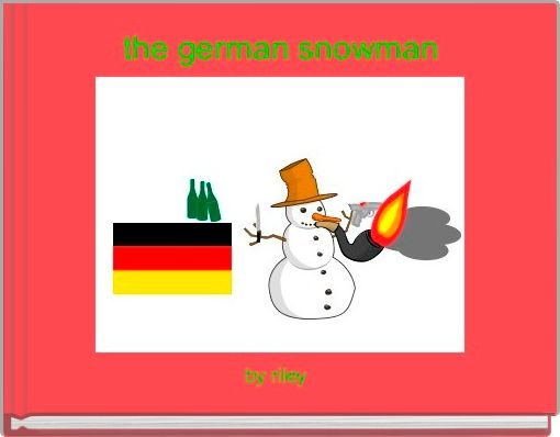 the german snowman