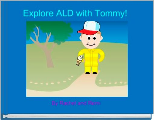 Explore ALD with Tommy!
