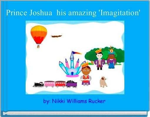 Prince Joshua  his amazing 'Imagitation'