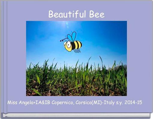 Beautiful Bee