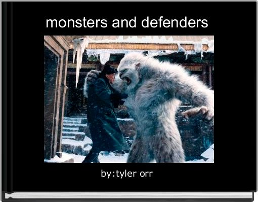 monsters and defenders