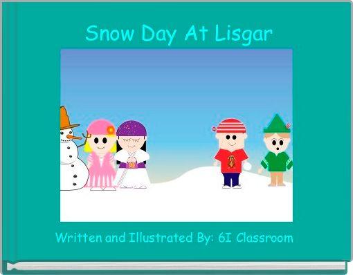 Snow Day At Lisgar