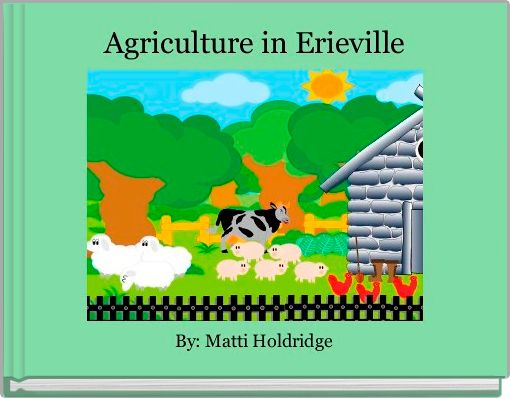 Agriculture in Erieville