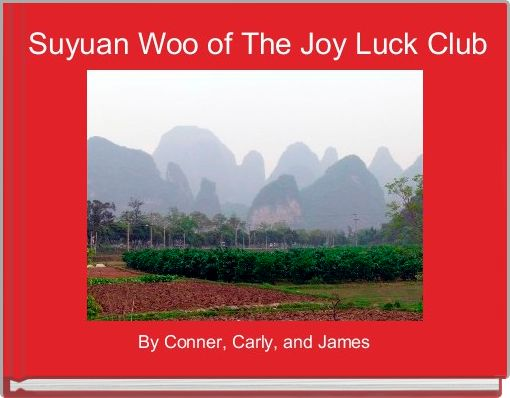 Suyuan Woo of The Joy Luck Club