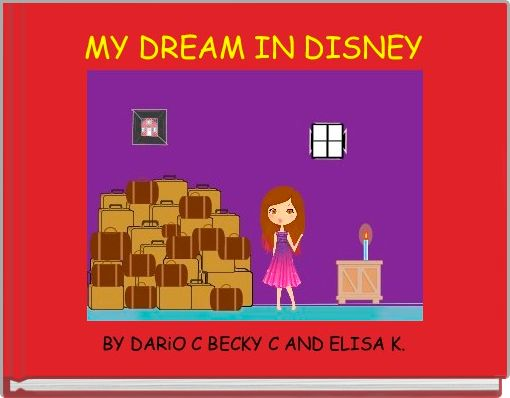 MY DREAM IN DISNEY