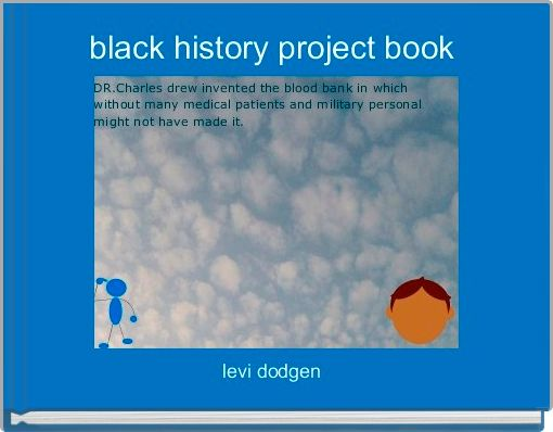 black history project book