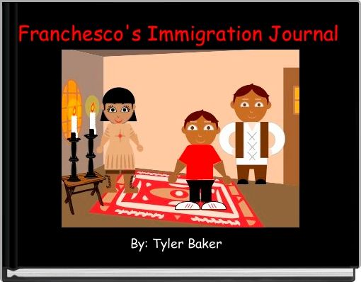 Franchesco's Immigration Journal